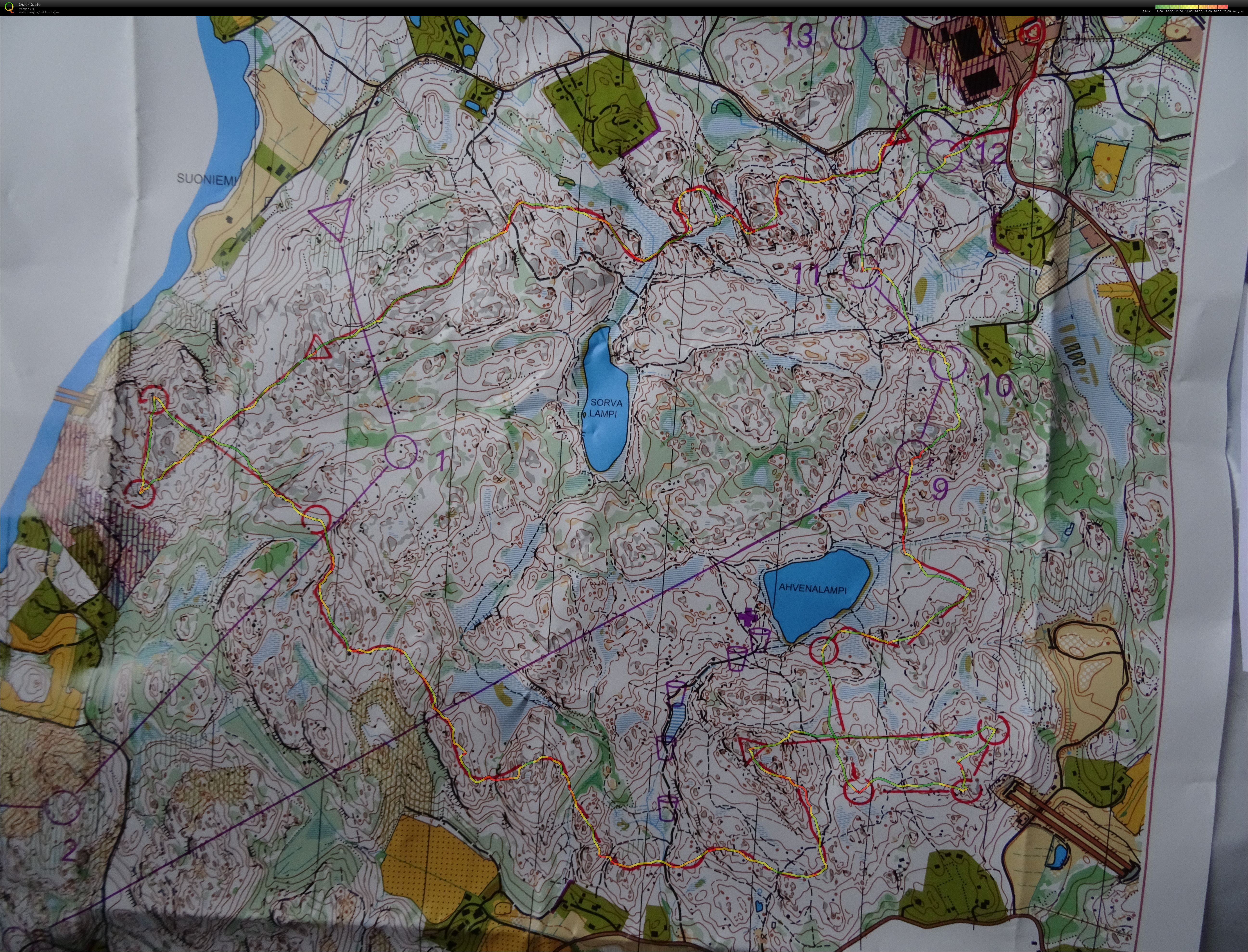 Training Camp Lohja NAVI 1 (27-04-2015)